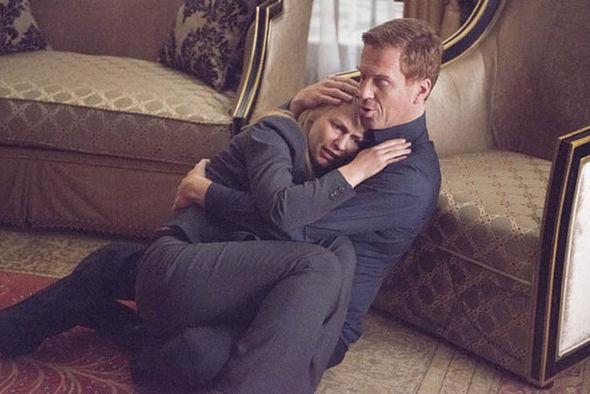 Homeland season 4: Carrie and Brody