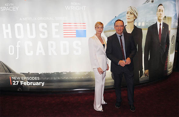 House of cards season 3 premiere