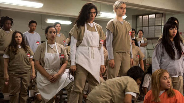Orange Is The New Black riot