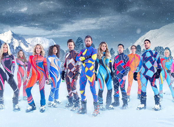 The Jump 2017's celebrity contestants