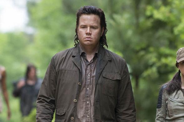 The Walking Dead's Eugene