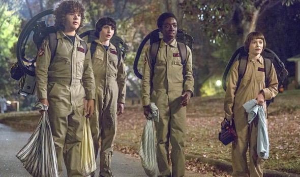 Stranger Things season 3 release date  Will there be another series     Stranger Things  Mike  Lucas  Dustin  Will