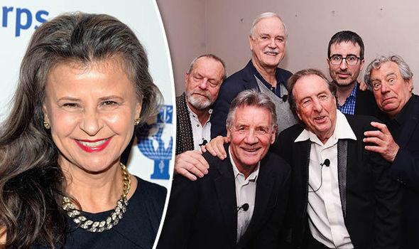 Tracey Ullman, cast of Monty Python