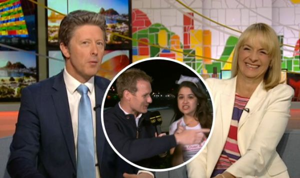 BBC Breakfast hosts joke over Dan Walker broadcast | TV ...