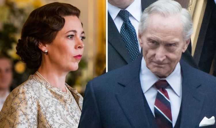 The Crown season 3 spoilers: Lord Mountbatten pictured ...