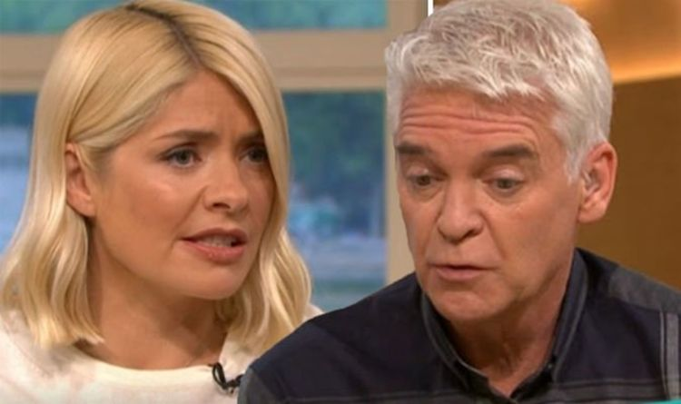 1140011 ITV This Morning: 'Please don't' Holly Willoughby alarmed at Phillip Schofield's comment