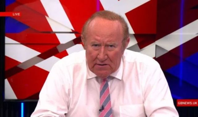 Has Andrew Neil left GB News? | TV & Radio | Showbiz & TV | Express.co.uk
