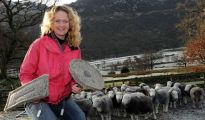 CHIMNEY SHEEP: Wool agency makes a clear sweep with eco vitality savers for the house 1191695 1