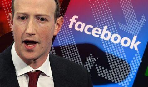 Facebook share price plummets: Social media giant suffers devastating 5 percent drop
