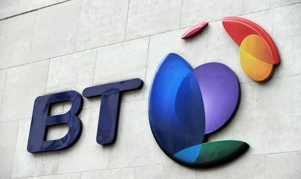 BT call centres