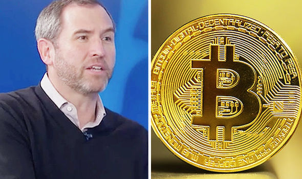Bitcoin price Ripple XRP cryptocurrency Brad Garlinghouse