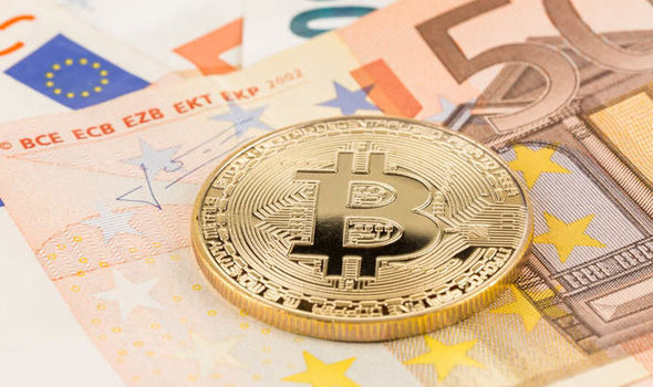 'Nobody backed bitcoin!' Eurozone boss urges 'caution' over cryptocurrency investments