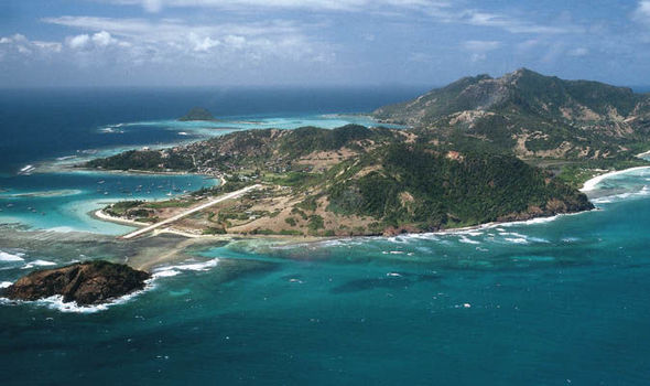 Plot on paradise Caribbean island for sale - but you can only buy it with BITCOIN
