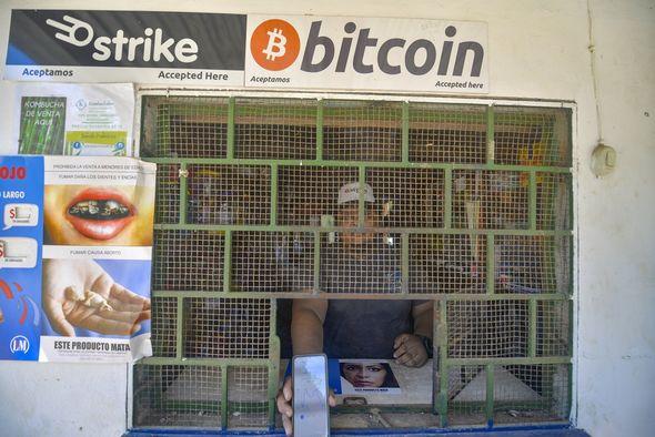 El Salvador began accepting bitcoin as currency