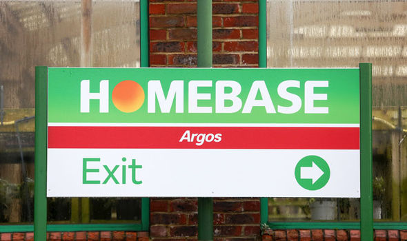 Argos Owner To Sell DIY Chain Homebase To Australians For