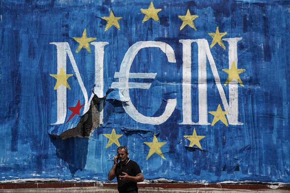 Nein to the Euro