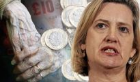 Amber Rudd SHREDS WASPI women's state pension age hopes with BRUTAL comments 1154441 1