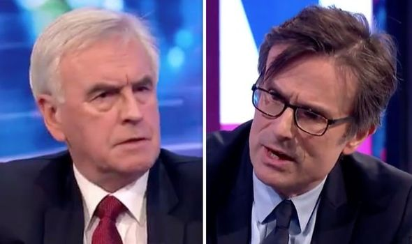 State pension age change: McDonnell left squirming after Peston unravels WASPI pledge 1216206 1