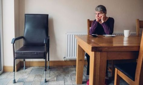 1.5 million widows have lost out on pension income after the death of their partner