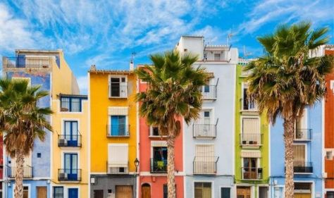 Brit expats race to buy property in Spain 'We're working from home – in IBIZA'