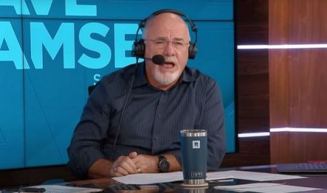 'Grab back control!' Dave Ramsey offers advice on how to 'catch up' on retirement saving