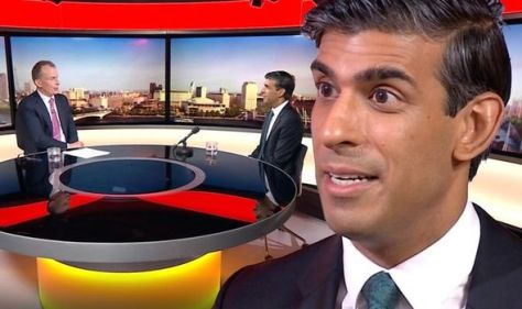 Rishi Sunak shares the 'big difference' between a National Insurance and Income Tax hike