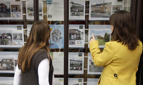 Estate agents window  Property market: Uncertainty won't shake house prices | Personal Finance | Finance PROPERTY 973038