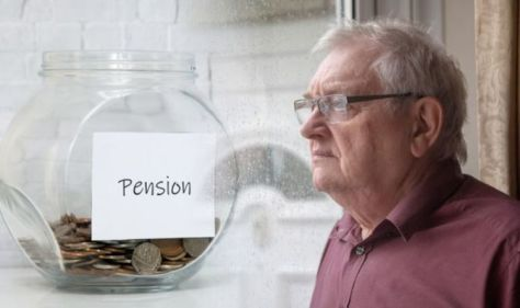 Pension: Staff forced into early retirement due to poor health or redundancy - take action
