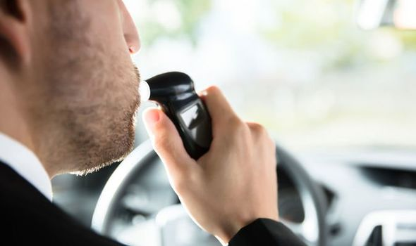Drink driving: Motorists again plans to introduce breathalysers in highway security crackdown 1216442 1