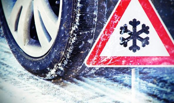 Winter: Drive safer in chilly climate with these key highway security suggestions 1216579 1