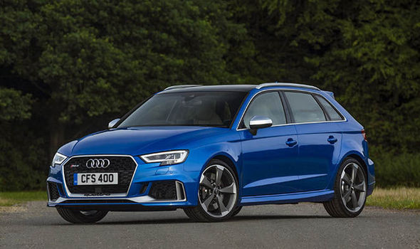Audi Rs 3 2017 Saloon Price Specs Tech And Design Revealed