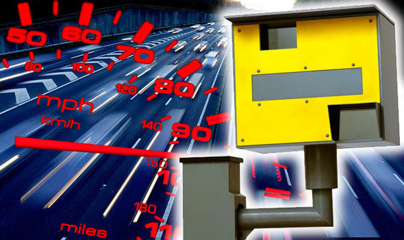 Driving offence hotspots