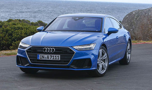 New Audi A7 Sportback 2018  Audi A7 2018 Sportback price and specs revealed in the UK | Cars | Life & Style New Audi A7 Sportback 2018 919019