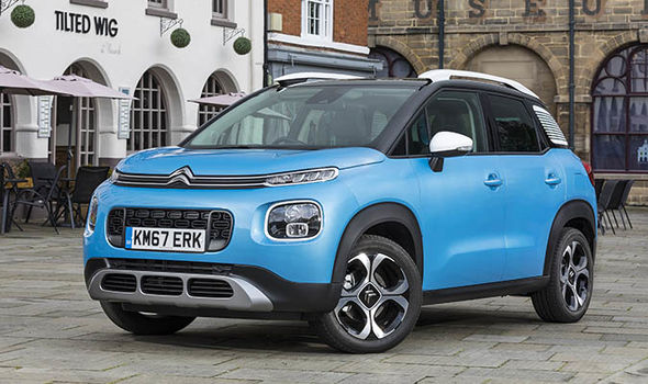 Citroën's C3 Aircross puts the fun into funky