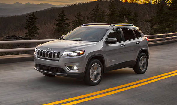 Jeep Cherokee Limited M-Jet