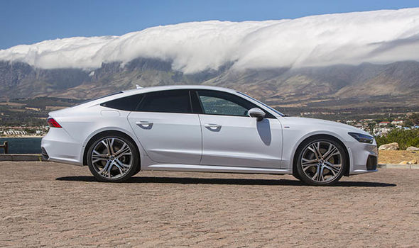 New Audi A7 Sportback 2018  Audi A7 2018 Sportback price and specs revealed in the UK | Cars | Life & Style New Audi A7 Sportback 2018 1233631