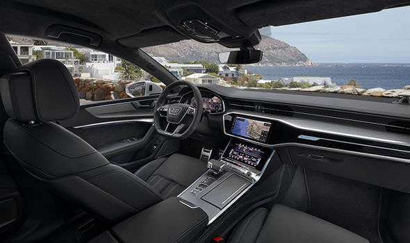 New Audi A7 Sportback 2018  Audi A7 2018 Sportback price and specs revealed in the UK | Cars | Life & Style New Audi A7 Sportback 2018 1233634