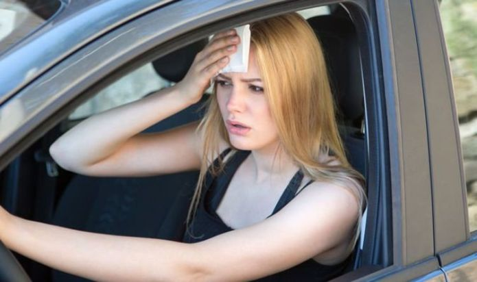 Drivers could be issued 11 penalty points and 'unlimited' fine for driving in hot weather