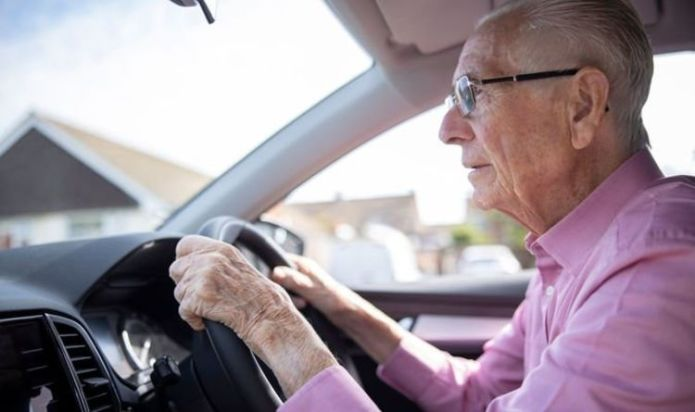 Elderly drivers urged to use online licence renewal tool offering a range of benefits