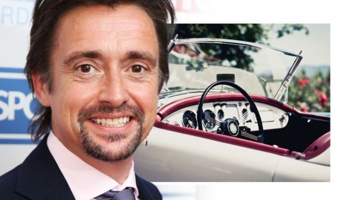 Richard Hammond saves father and son car restoration firm with new business plan