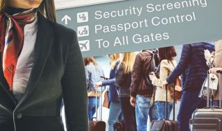 Cabin crew secrets: Flight attendant reveals her top tip for dealing with airport security 1154668 1