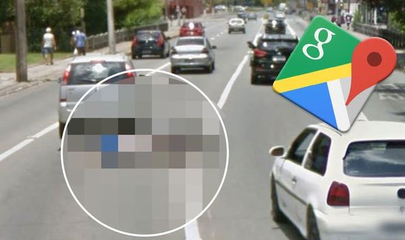 Google Maps: Cameras capture horrifying bike accident on Street View - what happened?