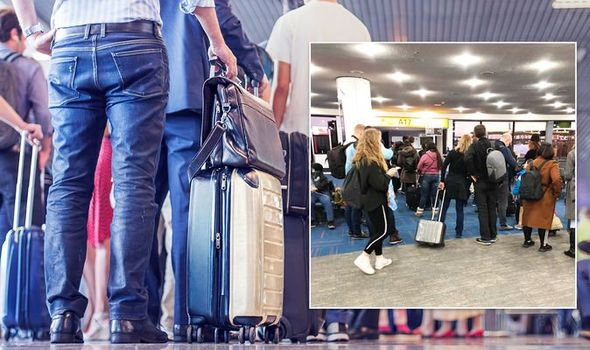 Flights: Airline's baggage coverage blamed for passenger's 'annoying' airport behaviour