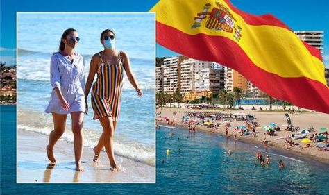 Spain holidays: What are the latest travel rules? Crucial FCDO advice you must follow
