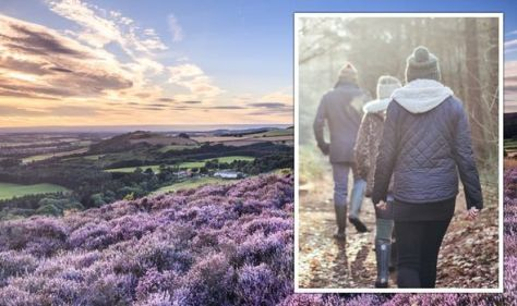 Best UK county for camping and outdoors activities named – which one came top?