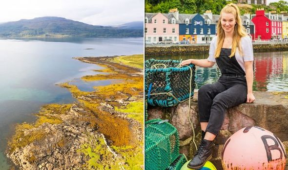 'Incredible scenery' and Northern Lights: Travel expert's 'wonderful' UK autumn staycation