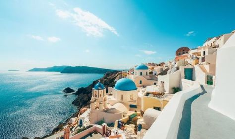 Top holiday destinations for mini breaks and weekend trips in Europe - full list