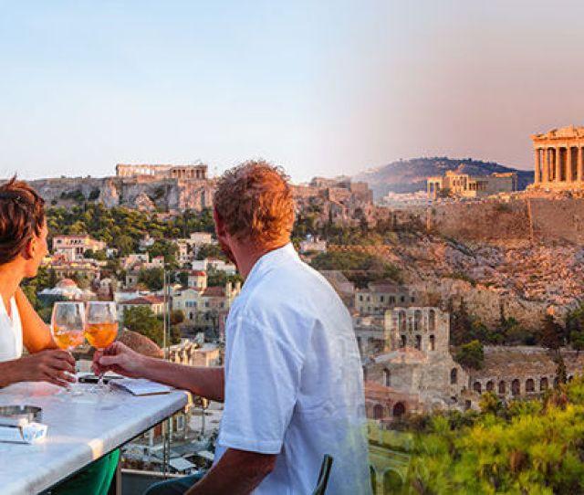City Break Holiday Athens Greece