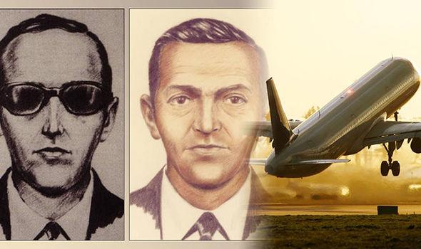 DB Cooper mystery plane hijacking