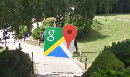 Google Maps Street View  Kind man helps fallen gentleman in park     Google Maps Street View  Kind man helps fallen gentleman in park   Travel  News   Travel   Express co uk